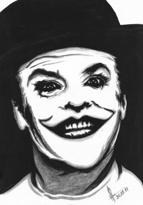Jack Nicholson by Dory21